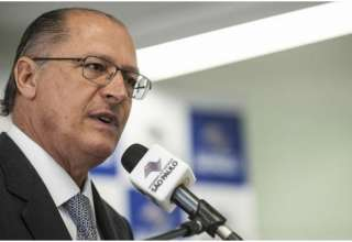 ex-governador de são paulo geraldo alckmini