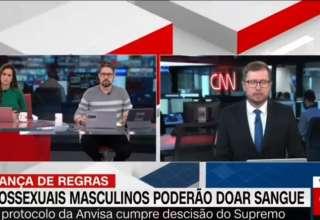 comentarista cnn Leandro Narloch