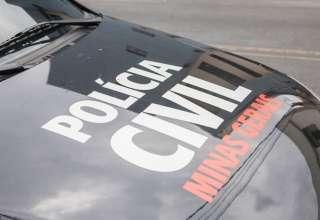 Viatura polícia civil mg
