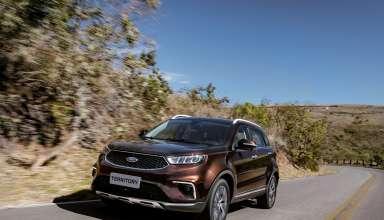 Novo Ford Territory será vendido no Brasil