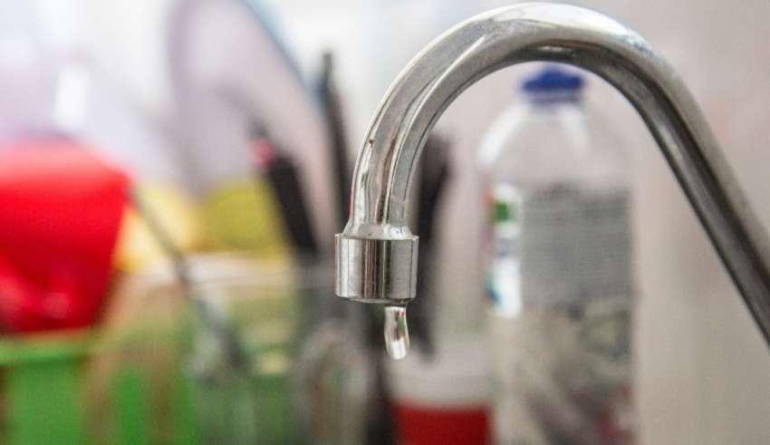 agua torneira copasa abastecimento