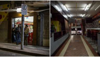 Bar e restaurante do Mercado Central de BH