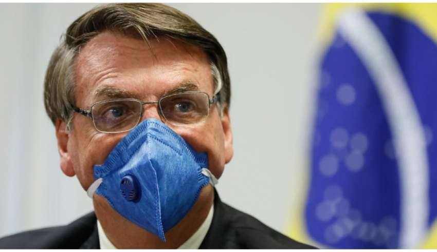 Presidente revelou que tem tido febre de 38ºC e fez radiografia de pulmão