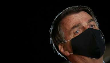 jair bolsonaro máscara