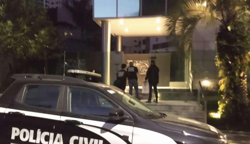 carro policia civil