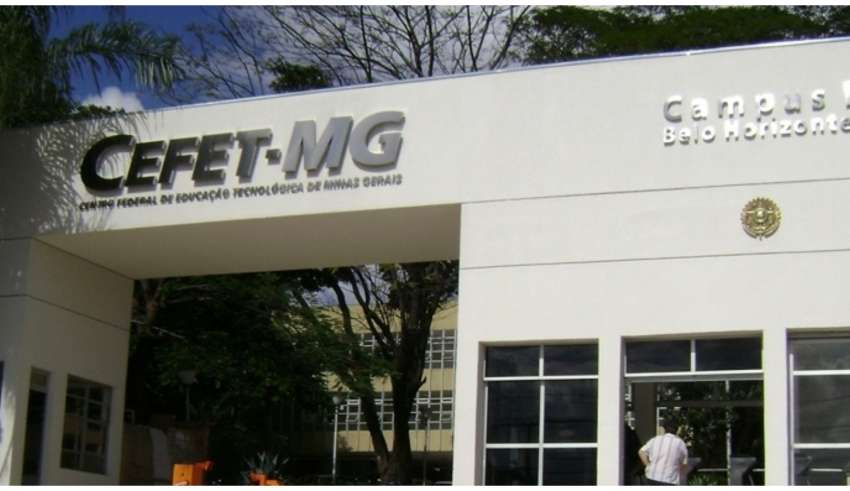 fachada cefet mg