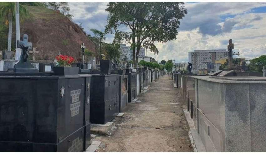 cemiterio juiz de fora 100 covas rasas