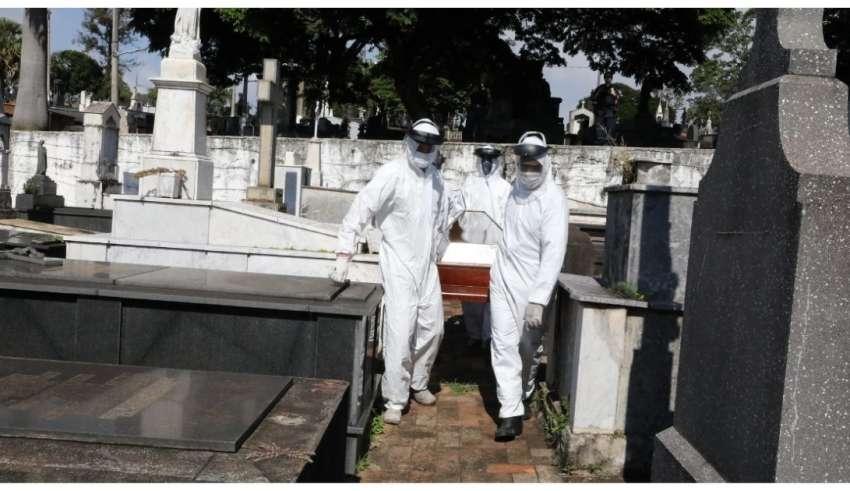 cemitério bh sepultamento