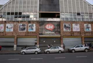 shopping uai bh comercio fechado