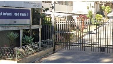 hospital infantil joao paulo II