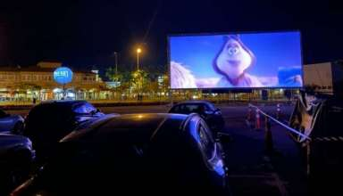 drive in bh