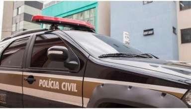 viatura em destaque polícia civil