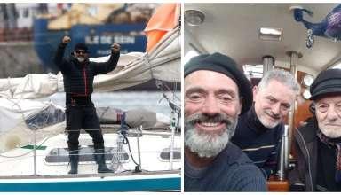 homem veleiro pai