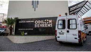 fachada hospital odilon behrens