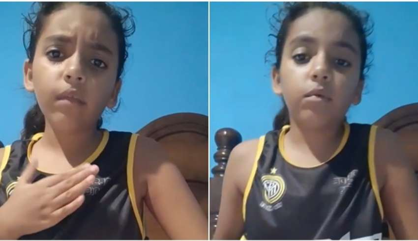 larissa jogadora futebol
