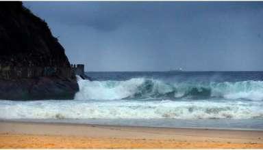 mar brasil praia