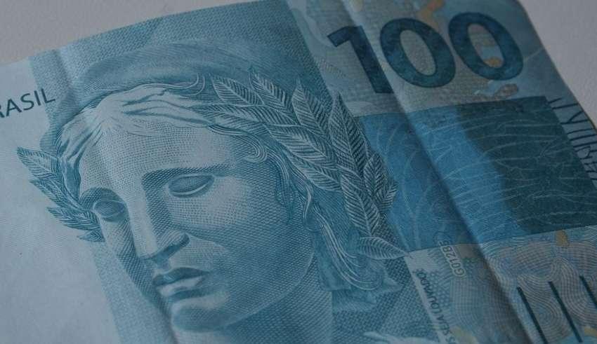 nota de 100 reais