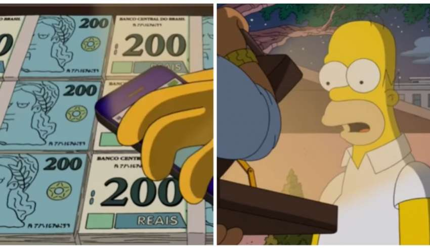 nota simpsons homer árbitro copa do mundo