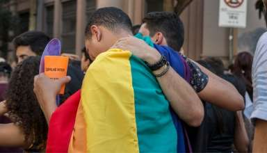 Casa na Parada LGBT de BH