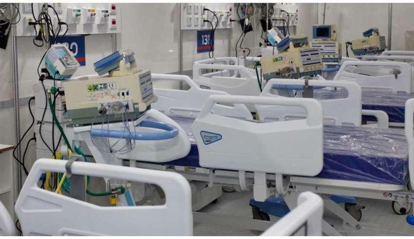 respiradores hospital