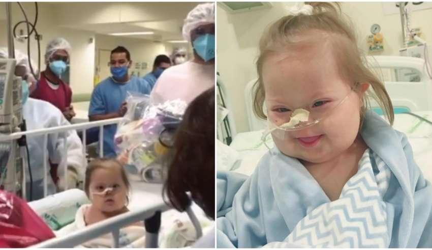 super chico vence covid hospital