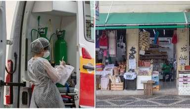 Enfermeira na área hospitalar de Belo Horizonte e comércio