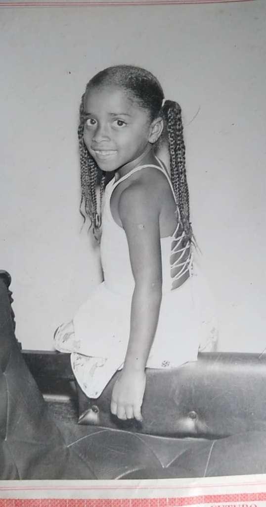 Ana Maria 8 anos