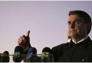 Presidente Jair Bolsonaro sem máscara