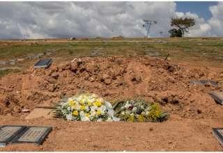 Cemitério Renascer localizado em Contagem