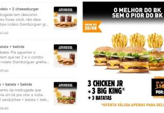 burger king promoção