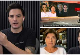 felipe neto GloboNews entrevista