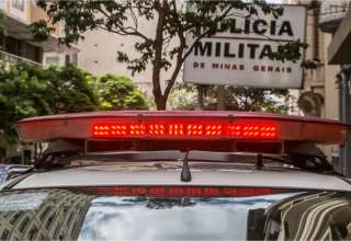 viatura da policia militar