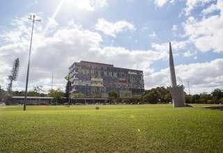 ufmg prédio reitoria campus pampulha