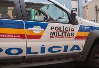 Viatura da Polícia Militar