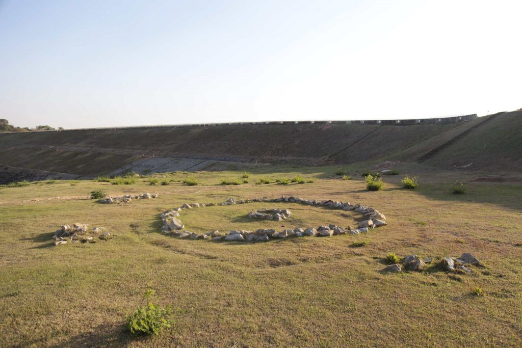 círculo de pedras