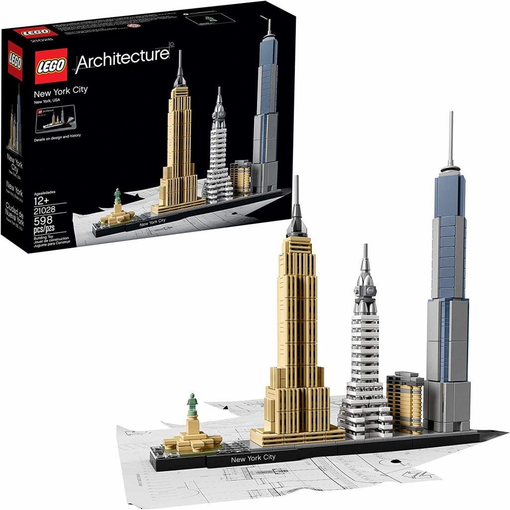 lego architeture amazon prime day