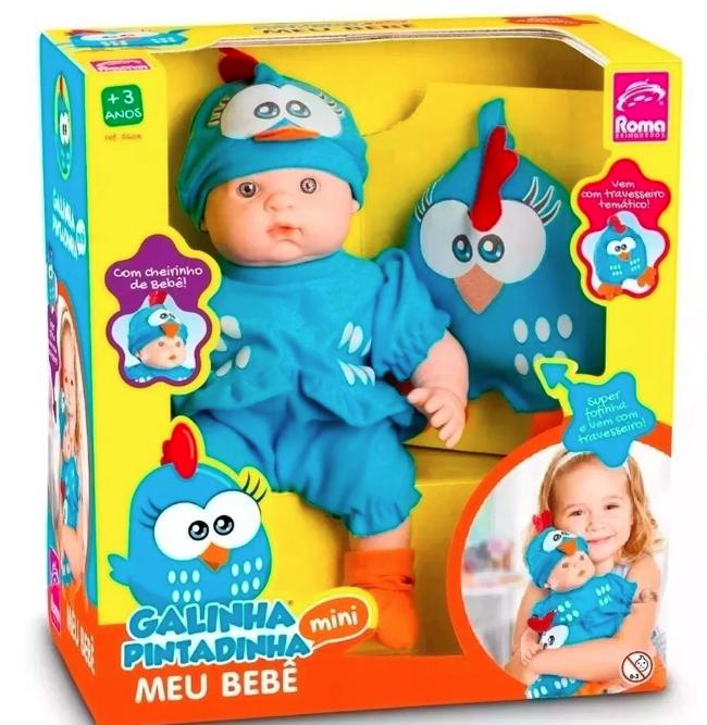 galinha pintadinha mini baby os melhores brinquedos de 2020