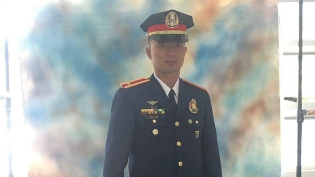policial filipino Christian Bolok