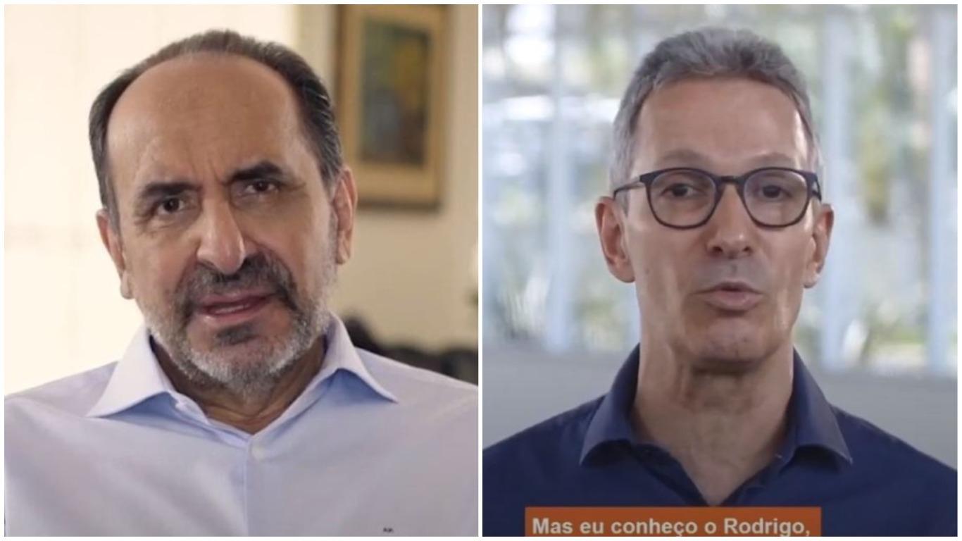 prefeito alexandre kalil governador romeu zema propaganda política
