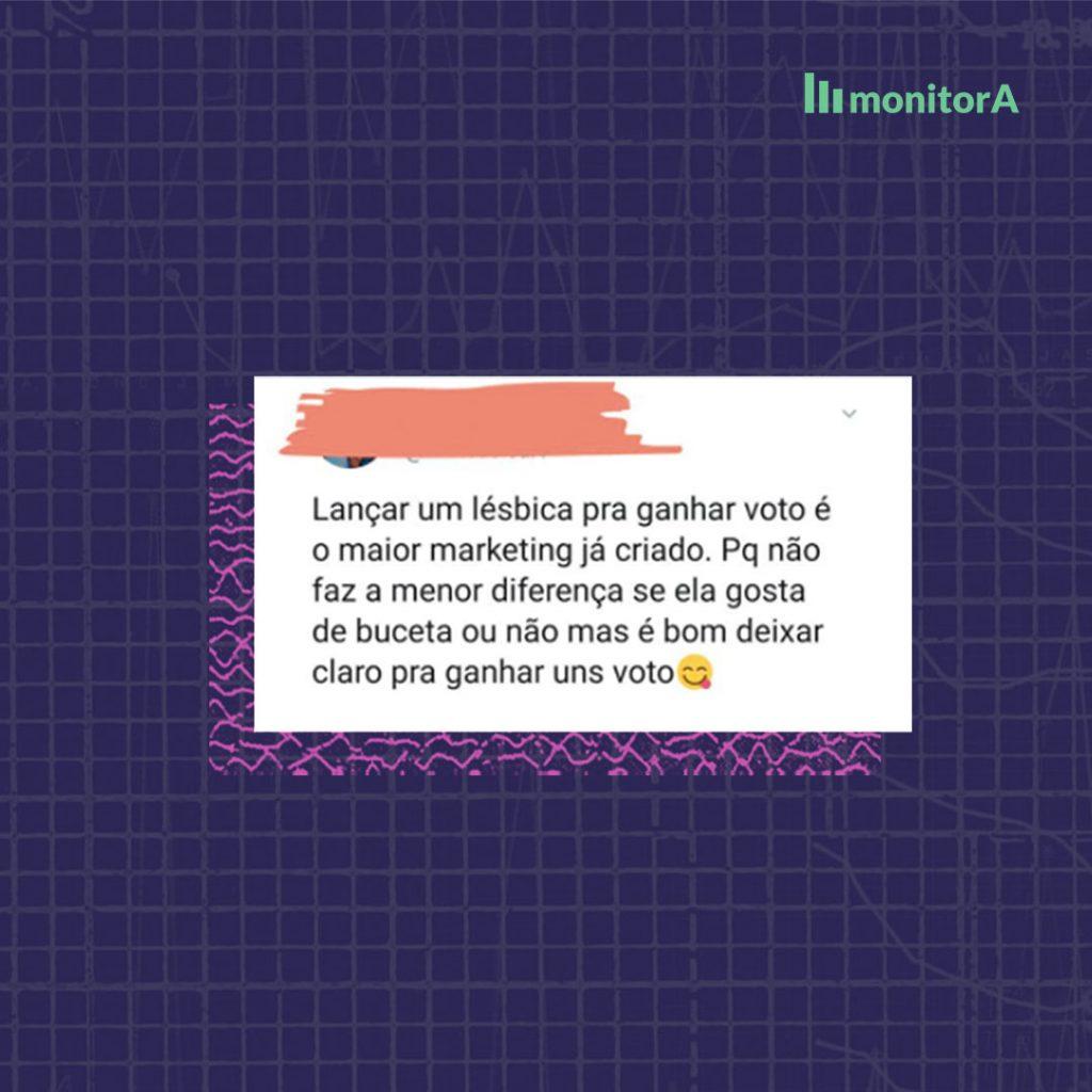 candidatas monitora bhaz bella gonçalves
