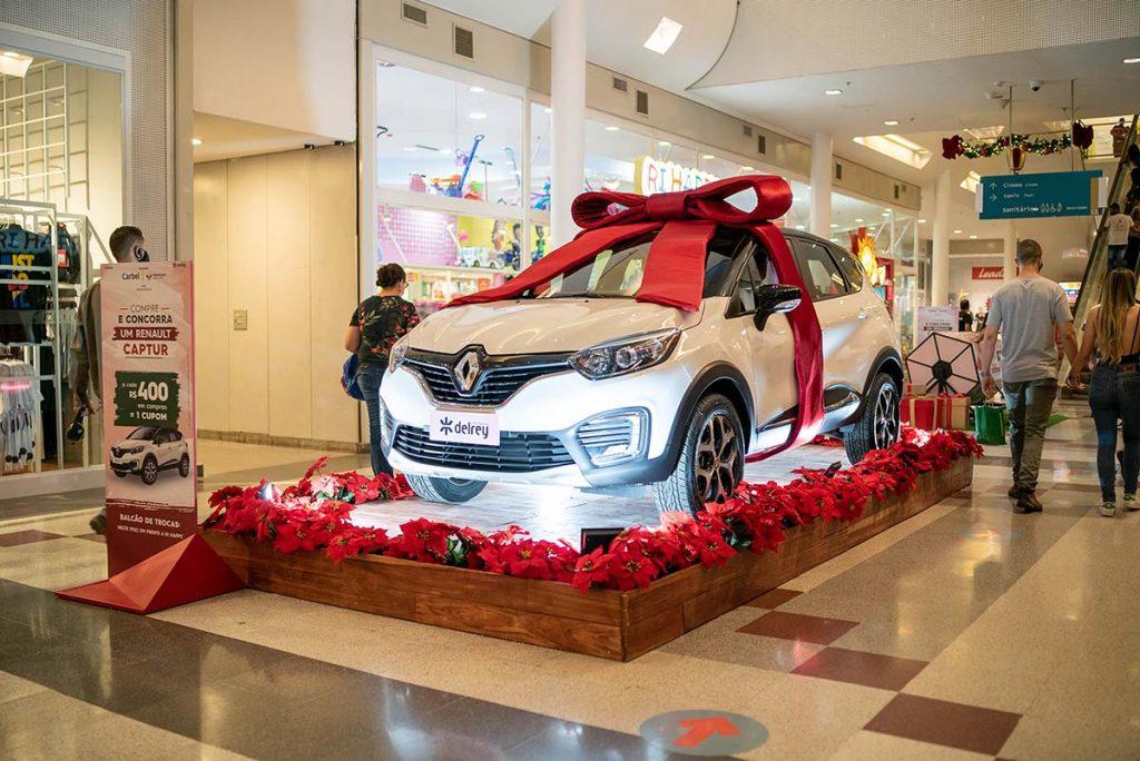 Carro Natal Del Rey