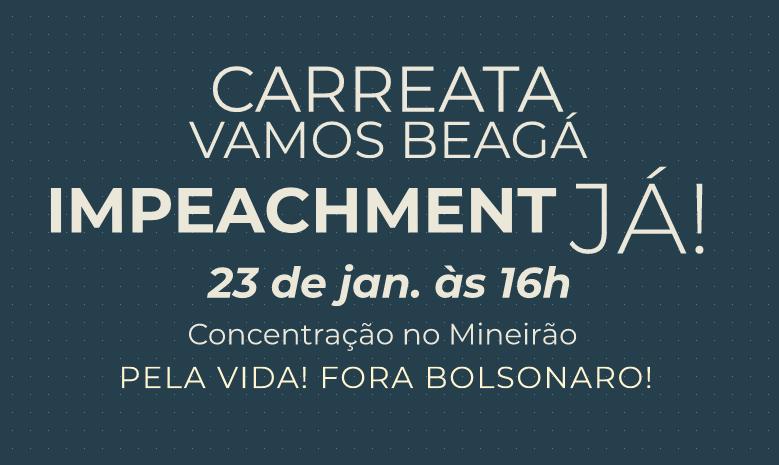 carreata impeachment bolsonaro