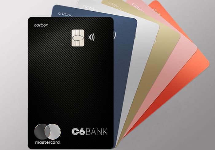 c6Bank cartao conta