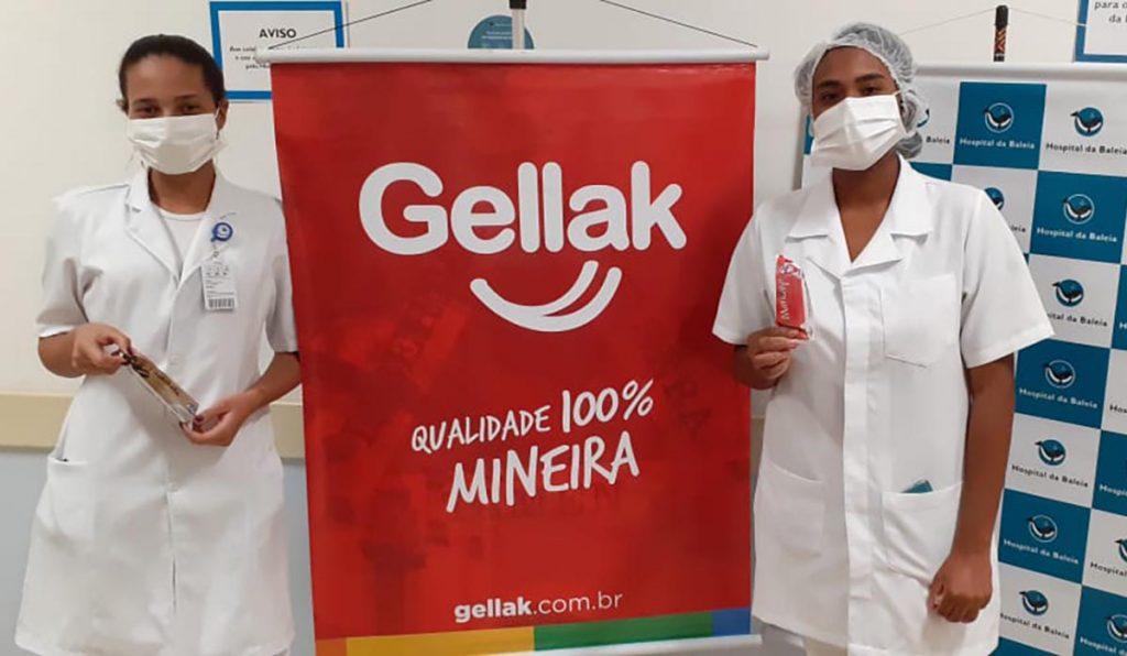 Gellak Hospital Baleia