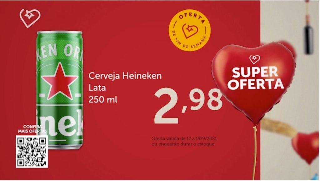 supernosso Heineken promoção